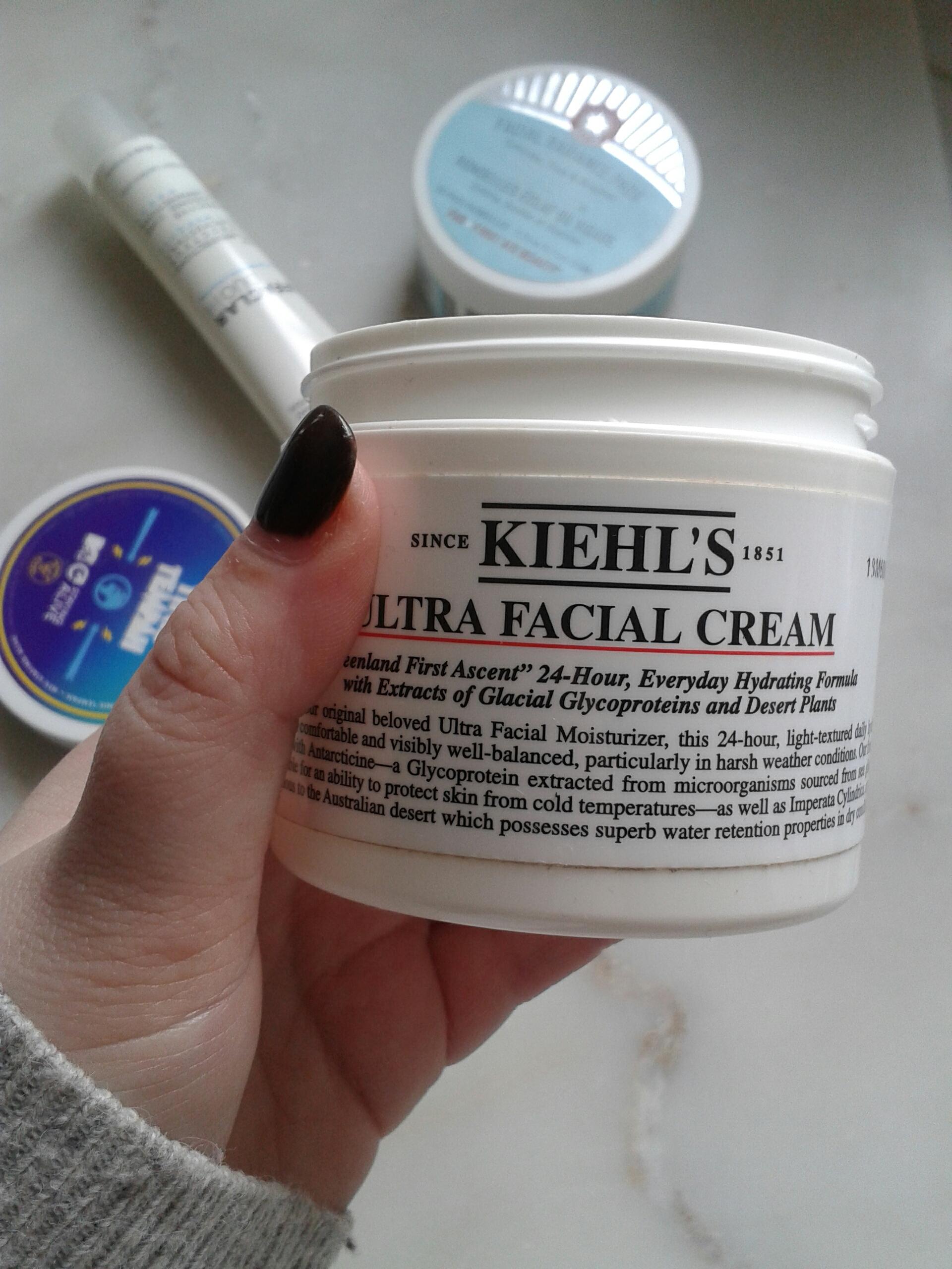 kiehls skin care reviews
